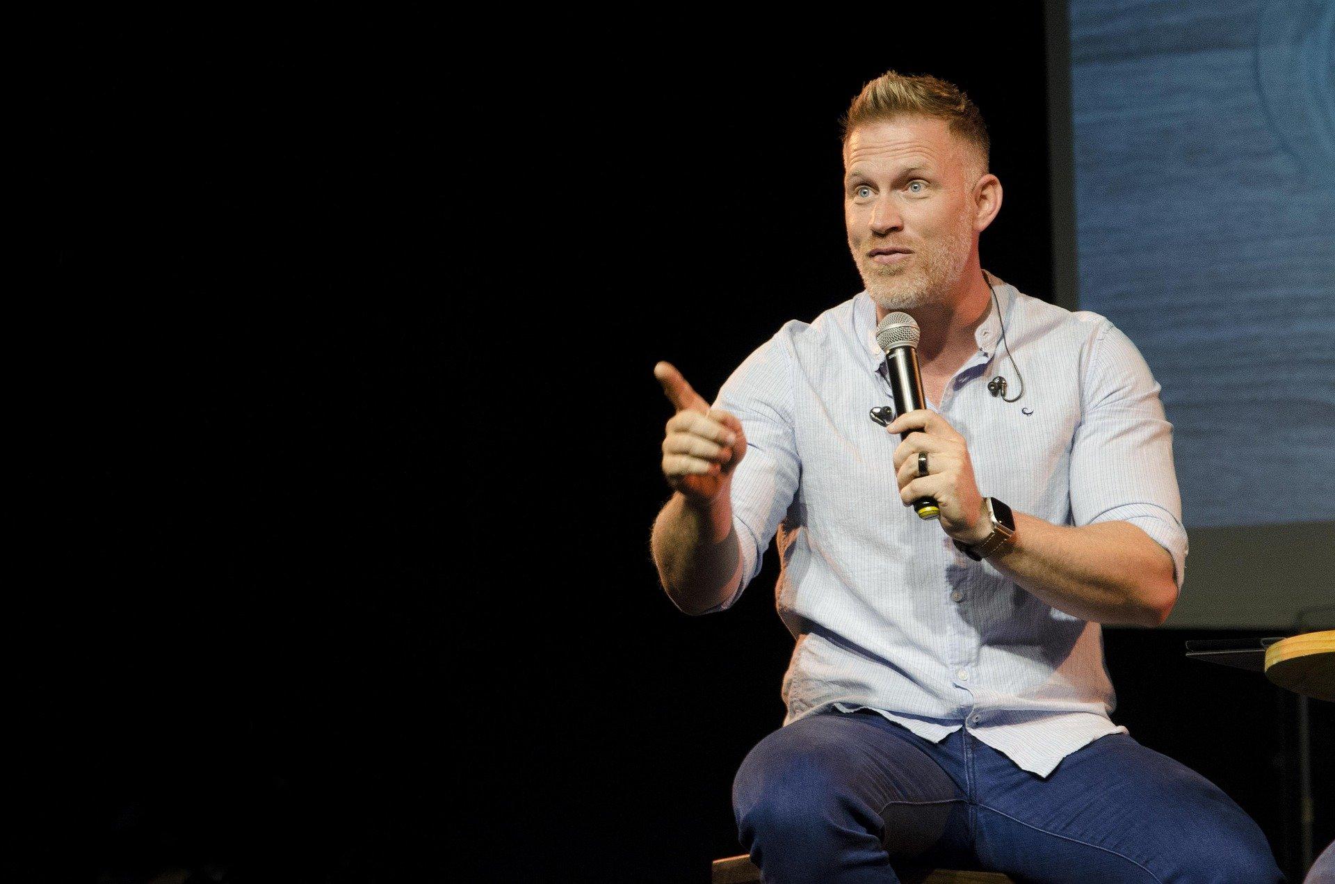 7 Errores que cometes al hablar en público