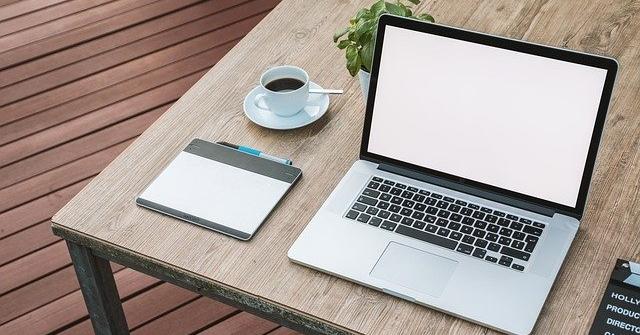 Trabajar desde casa evitando la rutina